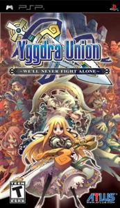 Yggdra Union PSP