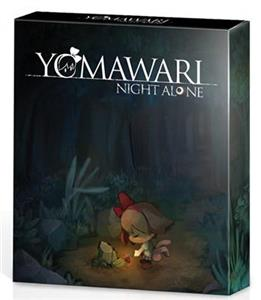 Yomawari Night Alone and The Firefly Diary Limited Edition PS Vita