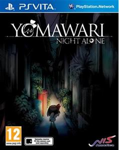 Yomawari Night Alone and The Firefly Diary PS Vita