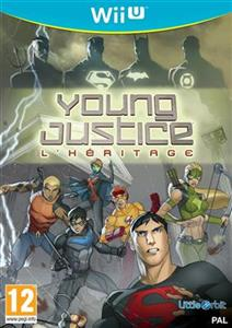 Young Justice Legacy Nintendo Wii U