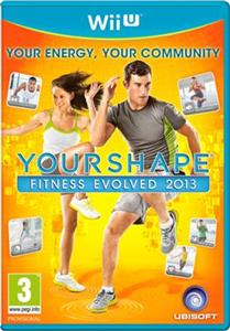 Your Shape Fitness Evolved 2013 Nintendo Wii U