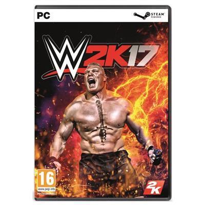 WWE 2K17 Pc - Jocuri Video Pentru Calculator Cu Batai