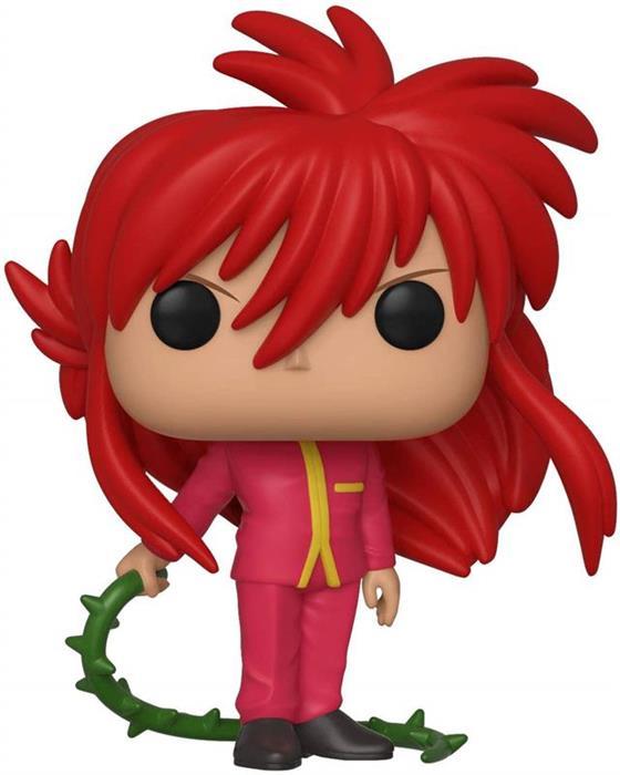 Muñeco Funko Pop Yu Yu Hakusho: Figurina Funko Pop Animation Yu Yu Hakusho Kurama 544