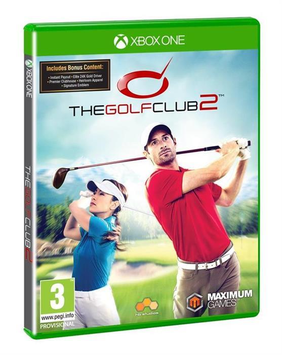 The Golf Club 2 Xbox One - Joc De Tip Sport - Jocuri Noi ...